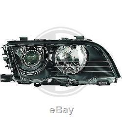 1214084 Feu phare droit (cote passager) pour BMW Serie 3 de type E46 de 199