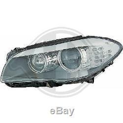 1225084 Feu phare droit (cote passager) pour BMW Serie 5 de type F10 / F11