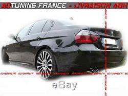 2 FEUX ARRIERE BMW SERIE 3 E90 NOIR FUME TYPE PACK M 318d 320d 330d 320 330 d xd