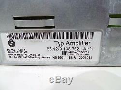 2009 BMW 5 Série E60 Amplificateur Harman Becker Hifi Type Amp 9198762