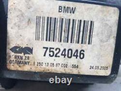 7524046 transmission avant droit bmw x3 (e83) bmw serie x3 2.0d 2003 4378914