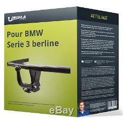 Attelage pour BMW Serie 3 berline type E46 démontable avec outil Imiola Hak-Pol