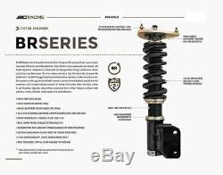 BC Racing Réglable Surcharges Br Type pour 2006-2012 BMW Série 3 E90 Sedan