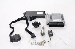 BMW 5 Série 2008 520d E60 LCI Manuel Moteur ECU Kit 0281015043 7811700
