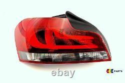 BMW Neuf 1 Série E82/E88 LED Arrière Noir Ligne Feu Kit Gauche + Droit 2225282