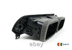 BMW Neuf Véritable 3 Série E46 Tableau de Bord Air Frais Vent Centre 8363199
