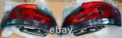 BMW OEM E82 E88 1 Séries Européen Noir Ligne Feux Arrière Haute (Xenon Type)