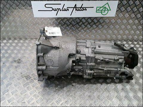 Boite A Vitesses Meca Gs6 37bz Occasion Bmw Serie 1 I (e87) Diesel 2l 122ch 2005