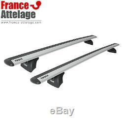 Barres de toit Thule WingBar EVO pour BMW Serie 5 berline type F10 article neuf