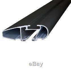 Barres de toit Thule WingBar Edge pour BMW Serie 5 berline type F10 NEUF NOTICE