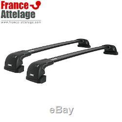 Barres de toit alu Thule WingBar Edge pour BMW Serie 3 GT Gran Turismo type F34