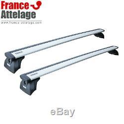 Barres de toit alu Thule WingBar pour BMW Serie 3 Compact type E46 article neuf