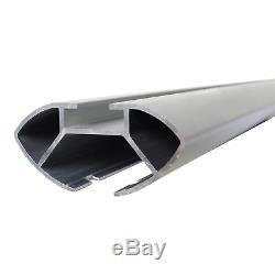 Barres de toit alu pour BMW Serie 3 berline type E46 Menabo Delta notice inclus