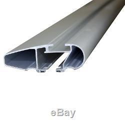 Barres de toit aluminium pour BMW Serie 1 coupé type E82 Thule WingBar EVO NEUF