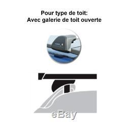 Barres de toit pour BMW Serie 3 Touring type E46 Thule WingBar Edge NEUF COMPL