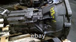 Boite de vitesses BMW SERIE 1 E87 PHASE 2 2.0D 16V TURBO 118D /R28797030