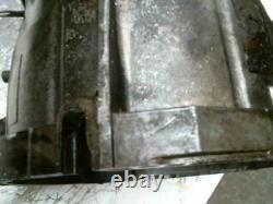Boite de vitesses HED BMW SERIE 1 E87 PHASE 1 2.0D 16V TURBO 120/R14328533