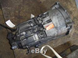 Boite de vitesses Type ZF-HML SERIE 5 E39 PHASE 1 /R11765146