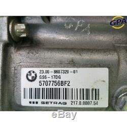 Boîte de vitesses type GS6-17DG occasion BMW SERIE 1 403252845