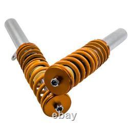 Combinés Filetés pour BMW E93 / E90 Série 3 Réglable Suspension Coilover Shocks