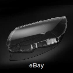 Couvre-Lentilles de Phare Avant, Couvercle de Lampe de Phare pour BMW SéRie ji9