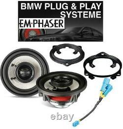 Emphaser EM-BMW3FR2 Bouchon & Jouer Haut-Parleur BMW 3er Série Type E90/E91/E92