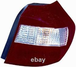 Feu Phare Arrière Droite Pour BMW Serie 1 e87 2004 Au 2007 Blanc Rouge