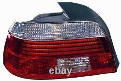 Feu Phare Arrière Droite Pour BMW Serie 5 e39 2000 Au 2003 LED Blanc Rouge