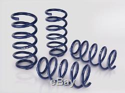 H+R Ressorts ABAISSEMENT BMW Série 3 E30 type 3/1 4 Cylindres