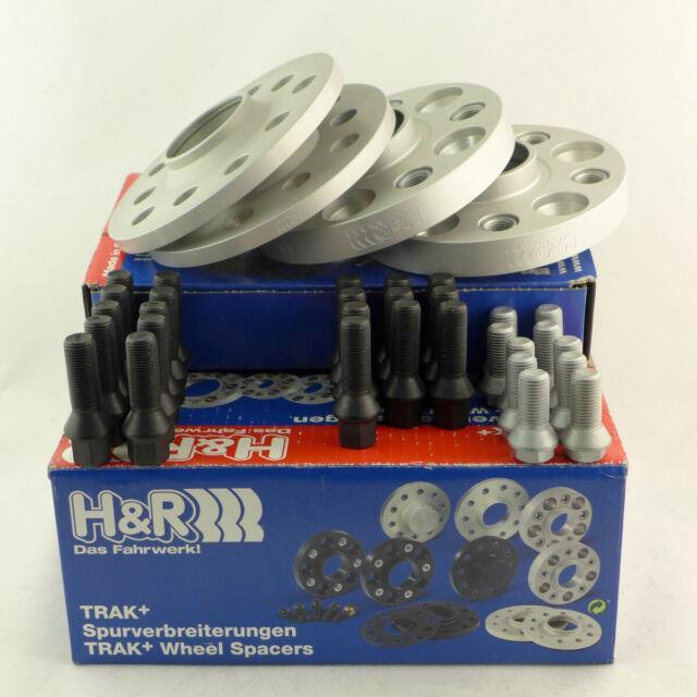 H&r Élargissement Des Voies 40/80mm Argent Pour Bmw Série X5 Type X70