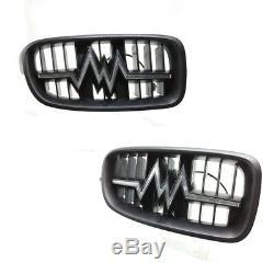 Heartbeat Flux Type Led Clignotant Entrée Grille pour BMW 3 Series F30/F31/F35