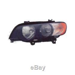 Kit Phares Halogènes BMW Série Type X5 (E53) 09.99-12.06 H7/H7 avec Moteur