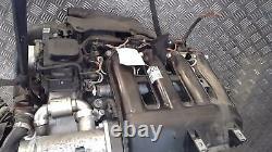 Moteur 204D4-M47N2 BMW SERIE 3 E90 PHASE 1 5/4/2006/R46521297