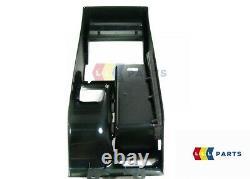 Neuf Véritable BMW 3 Série E46 Console Centrale Bordure Base Noir Shwartz LHD