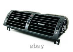 Neuf Véritable BMW 3 Série E46 Tableau de Bord Air Frais Vent Centre 8363199 OEM