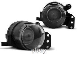 Paire antibrouillard BMW Serie 3 type E90/E91 2009 a 2011
