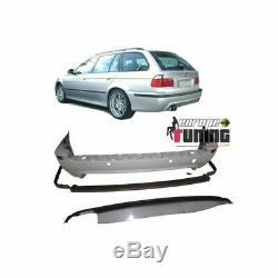 Pare Choc Arriere Pour Bmw Serie 5 E39 Touring Type M5 (00617)