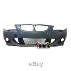 Pare Choc Avant Bmw Serie 5 E60 / 61 Type M5 Avec Pdc 07-10 (03149)