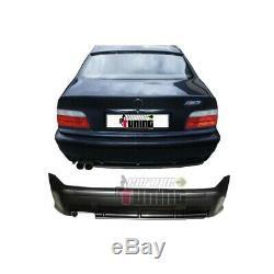 Pare Chocs Arriere Look M3 Pour Bmw Serie 3 Type E36 1990-2000 (00610)