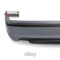 Pare Chocs Arriere Sport Look M3 Pour Bmw Serie 3 Type E46 Berline (00614)