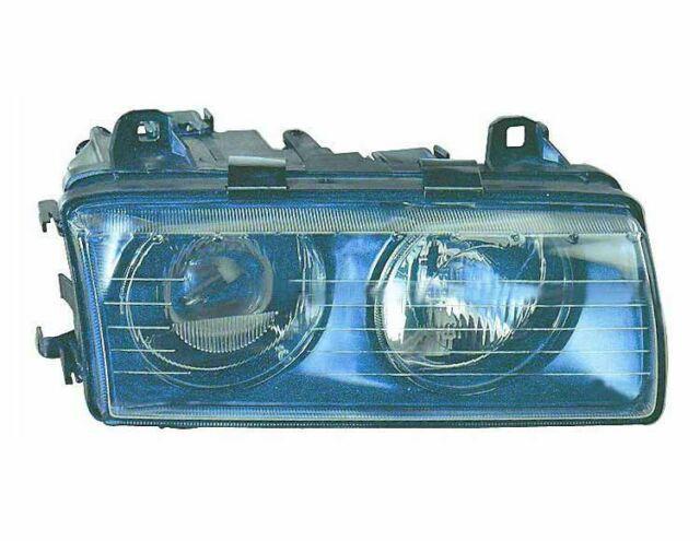 Phare Droit Pour Bmw E36 Série 3 Coupé 94-99 Type Hella