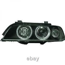 Phare principal gauche H7/H7 BMW Série 5 (E39) de 00 à 03 OEM 63126902425