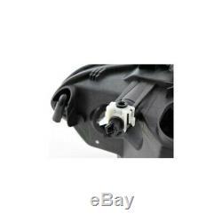 Phares Angel Eyes pour BMW Série 3 coupé (type E46) An 03-05 noir Conduite a d