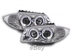 Phares pour BMW Serie 1 (type E87/E81) An 04-