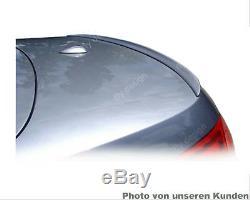 Pour BMW E93 3 Série Cabriolet SPOILER AILERON SPOILER ARRIÈRE lip Type M3 TITAN