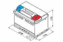 Yuasa YBX3096 Smf Batterie Système Électrique Pour BMW 3 Série E90 2005-2011